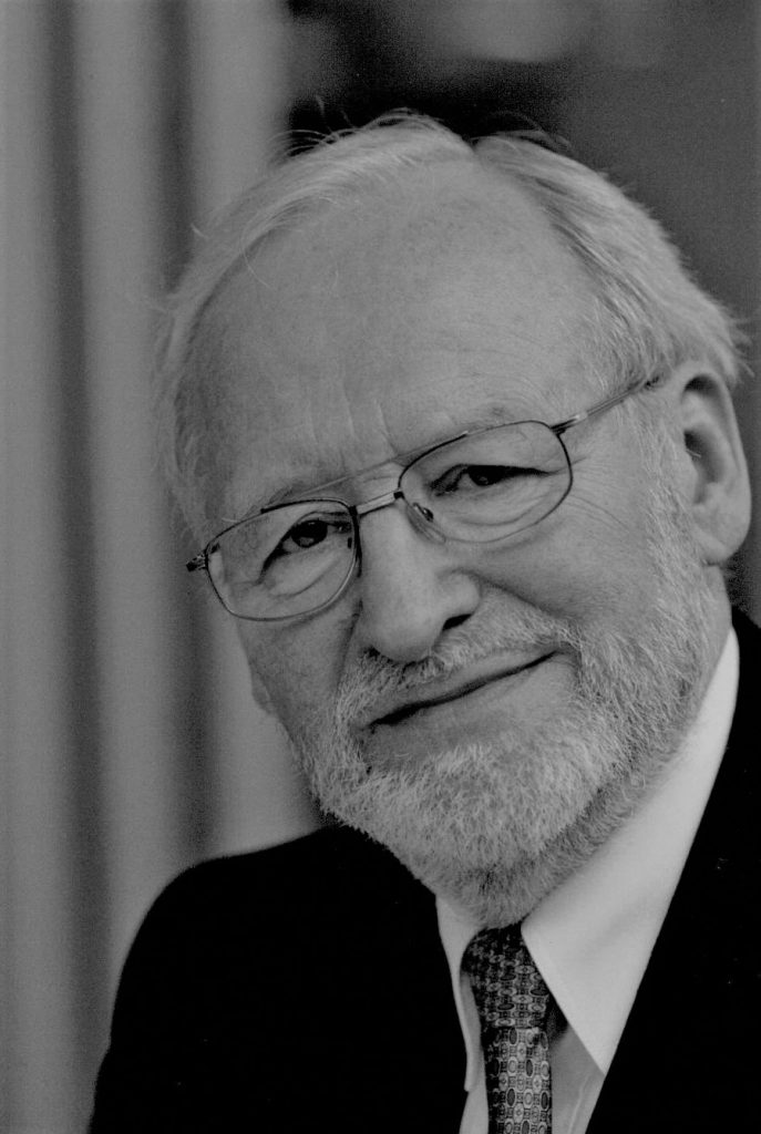 Ehemaliger EC-Bundesgeschäftsführer Walter Lohrey
